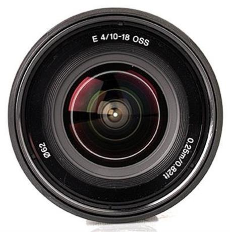 10-18mm F4 OSS E - Claim £50 Cashback from Sony thumbnail